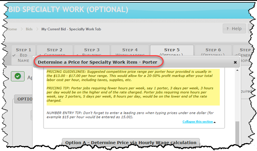 CleanlyRun - Specialty Work - Day Porter Pricing Tips