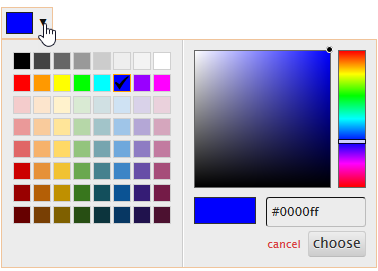 CleanlyRun - Color Switcher tool